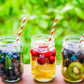 Acht Tipps und Tricks, wie Sie genügend Wasser trinken