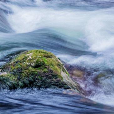 Fließt Wasser über sieben Stein, ist es wieder rein